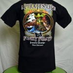 Funky Pirate / Pirate's Life TShirt (Back View)