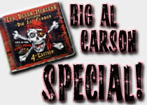 Big Al Carson & The Bluesmasters Collector Set Special for $50